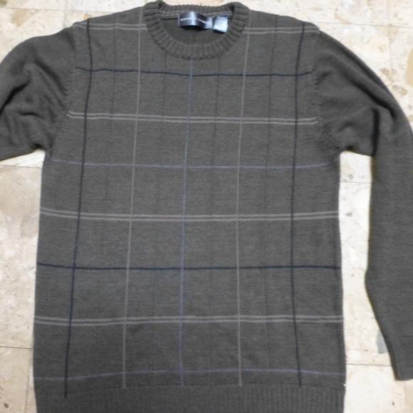 Oscar De La Renta Sweaters Mens Sweater Crew Neck Poshmark